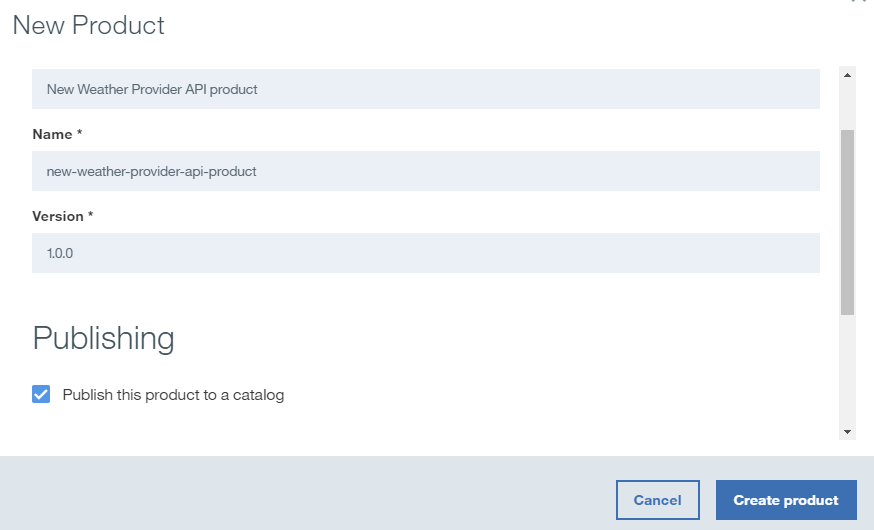 Add an API spec and invoke a REST service with IBM Cloud