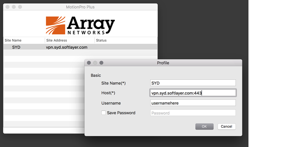 Array networks announces mobile client for integrating ssl vpn secure….